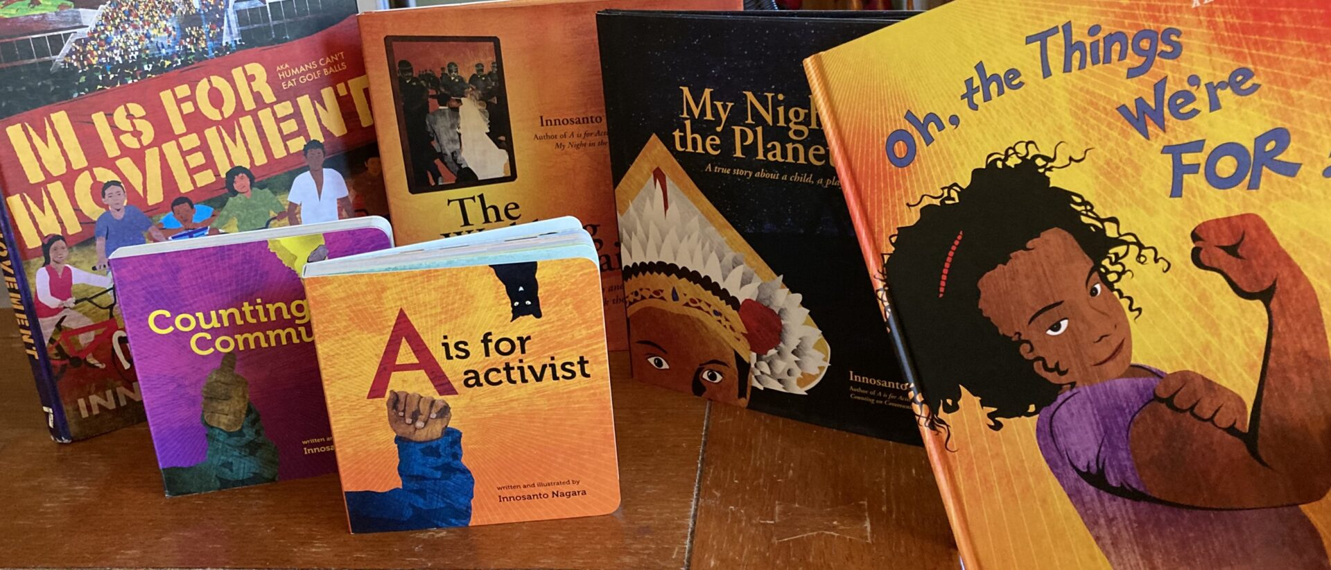 Books for Kids of the 99%